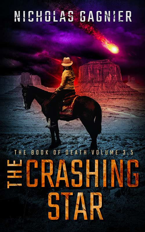 The Crashing Star by Nicholas Gagnier