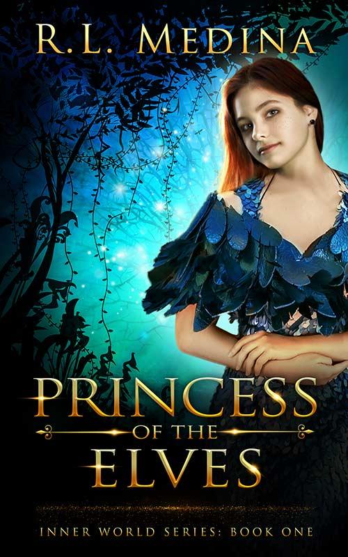 Princess of the Elves by R.L. Medina
