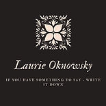 Logo for Laurie Oknowsky
