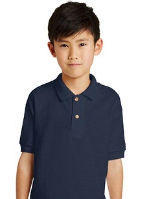 Gildan Dryblend 6-Ounce Jersey Knit Sport Shirt Polo