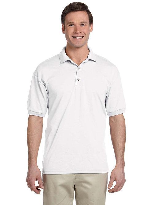 Plain Polo Gildan DryBlend Adult Jersey