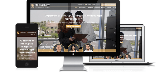 Custom Websites for Lawyers   4 Step Studio