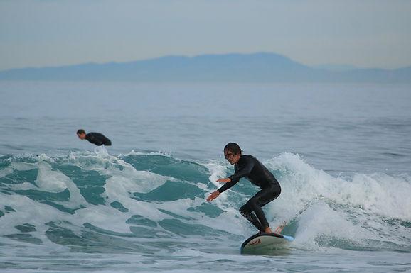 ¡Los ticos del Surf Adaptado al US Open!