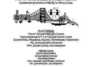All District Choral Concert - Feb. 27, 2020
