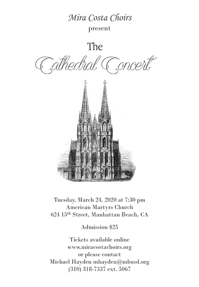 Cathedral Concert 2020 - POSTER 9 x 13.p