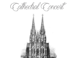 Cathedral Concert Recording Now On Sale