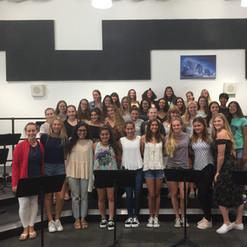 Advanced Women's Chorale