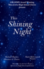 Choir 2019-2020 - This Shining Night pro