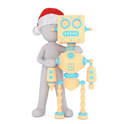 Initiation à la construction d'un robot