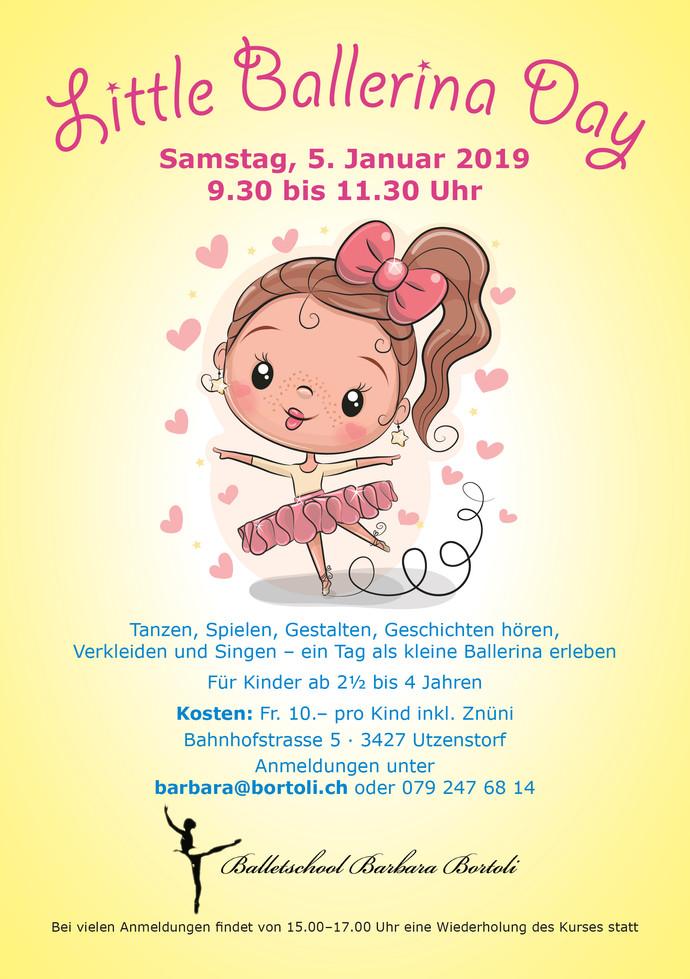 Little Ballerina Day 2019