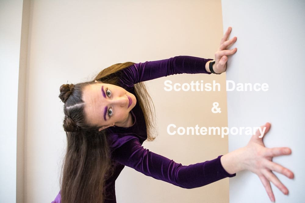 Scottish Dance mit Charlotte