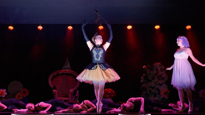 Annie im Zauberwald