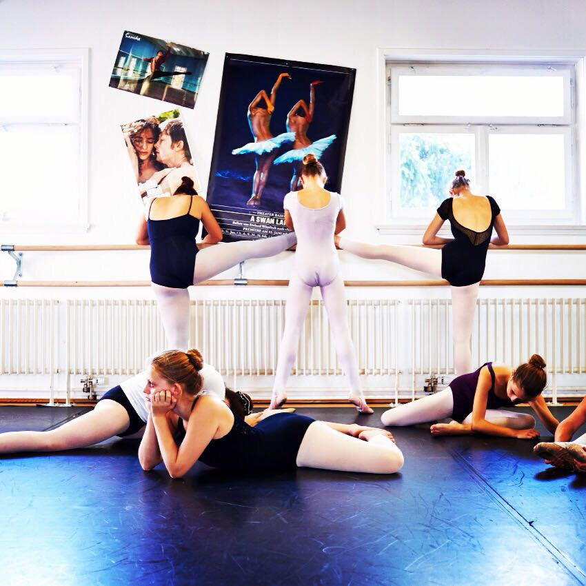 Tagesworkshop Balletschool