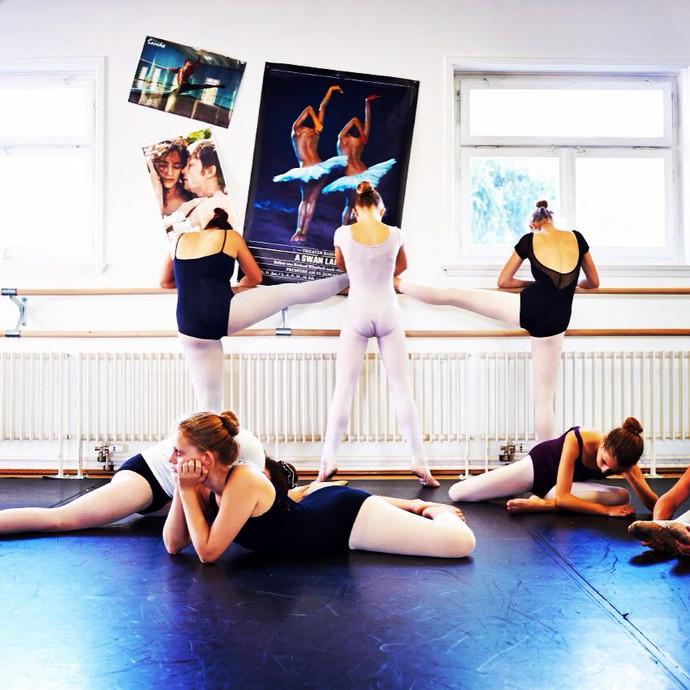 Zurück in den Ballettsaal