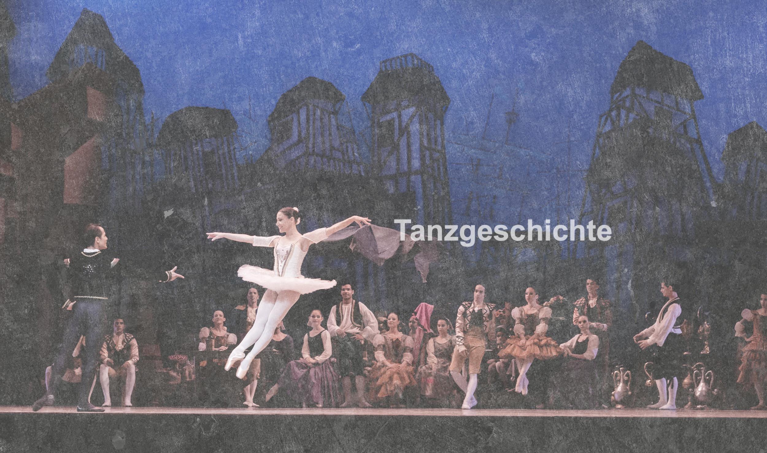 Tanzgeschichte mit Nadja