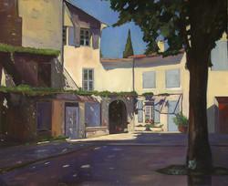La place de saint remy 2005