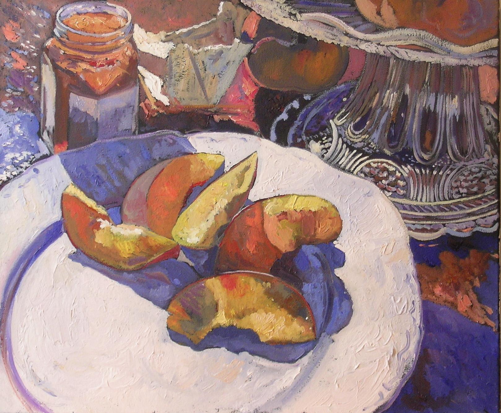 fruits et compotier2