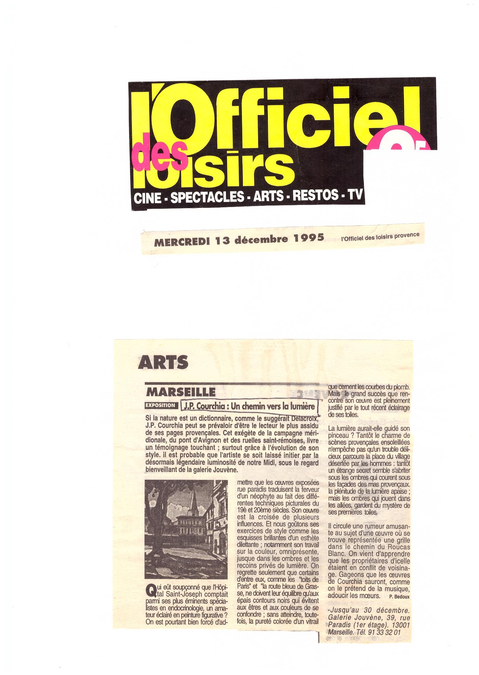 1995 OFFICIEL DES LOISIRS - copie