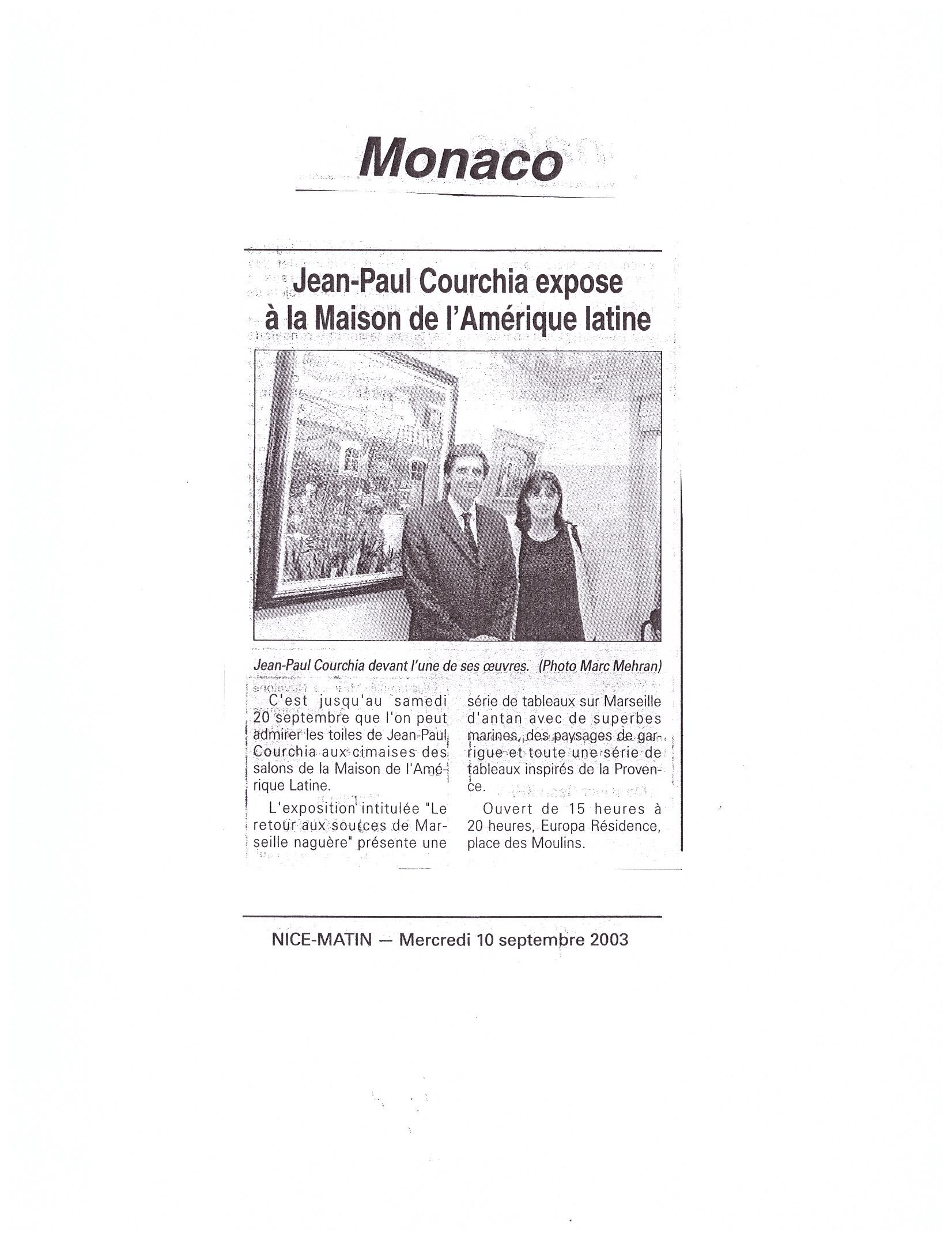 2003 MONACO P 24