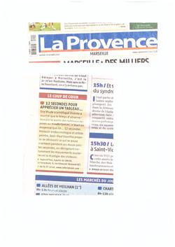 LA PROVENCE 12 SECONDES