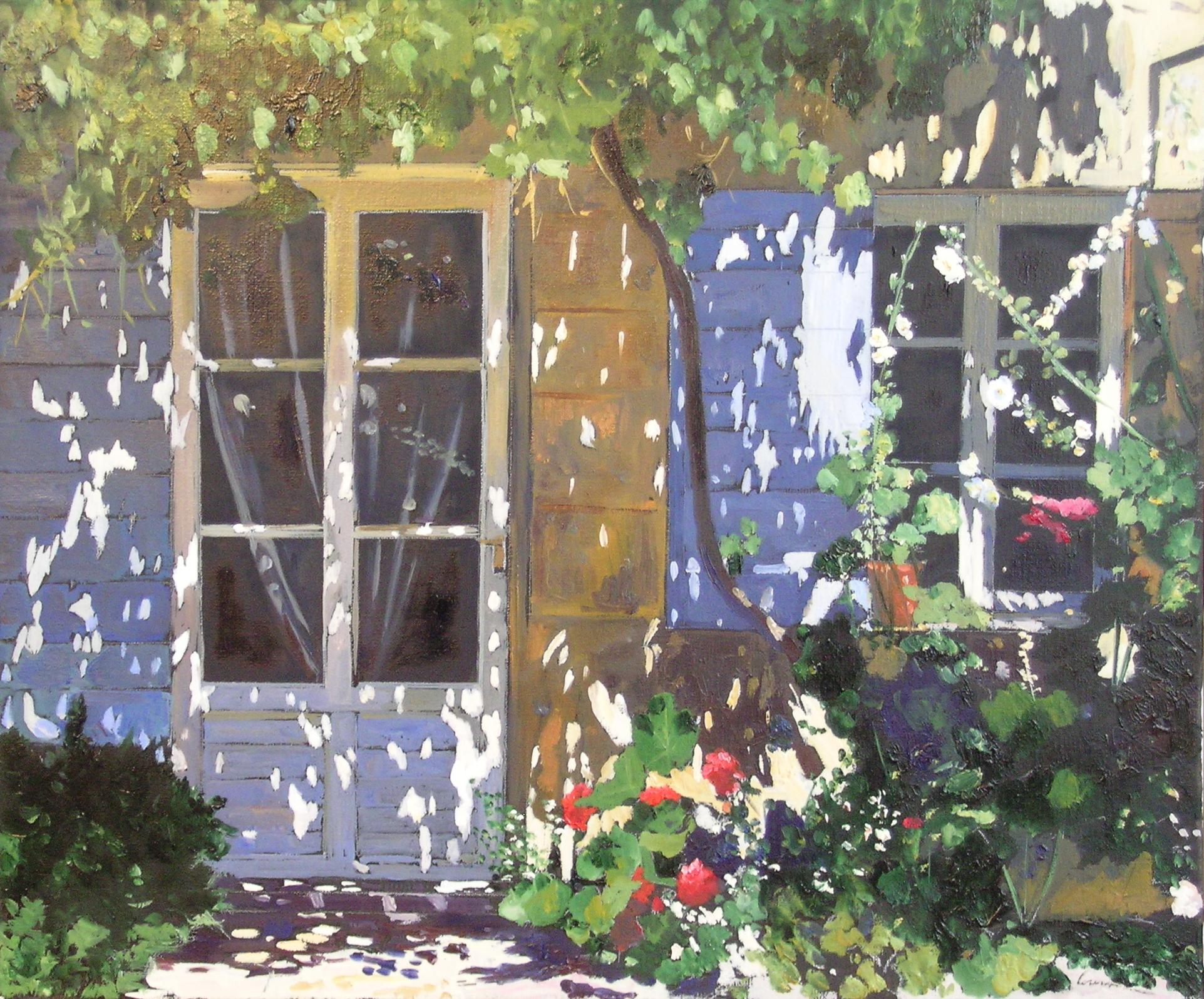 facade et ombres 2006