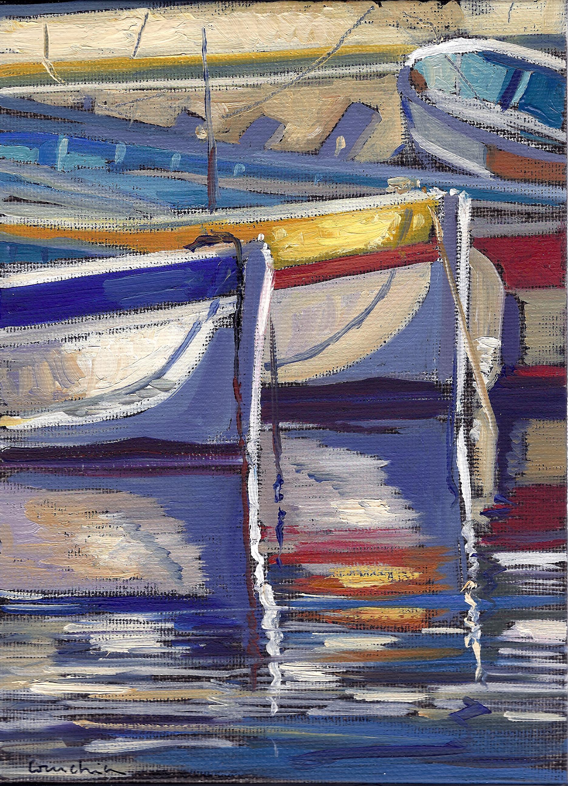 23- les 2 barques