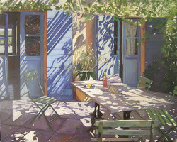 La terrasse à l'ombre (2007)