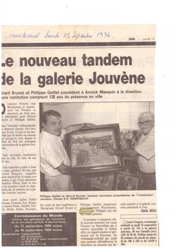 1994 NOUVEAU TANDEM