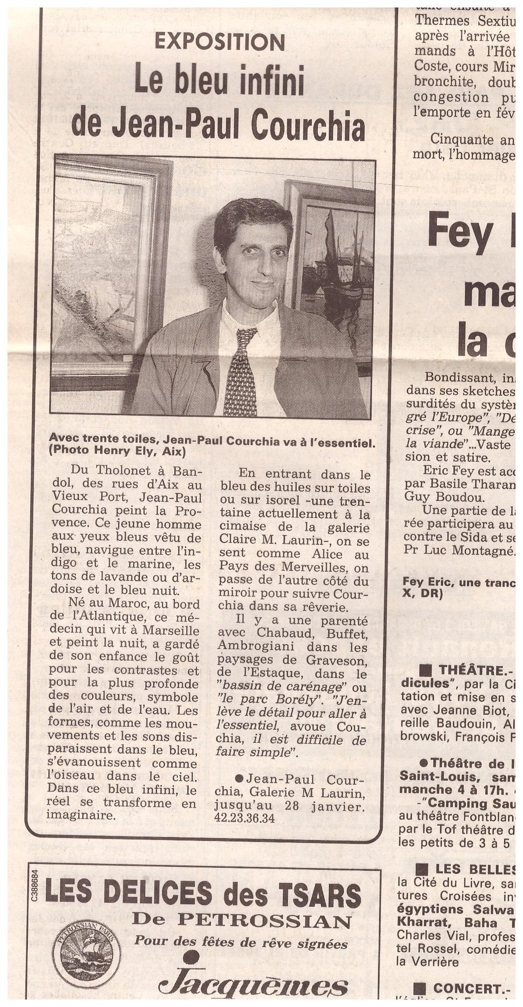 1994 LA PROVENCE AIX