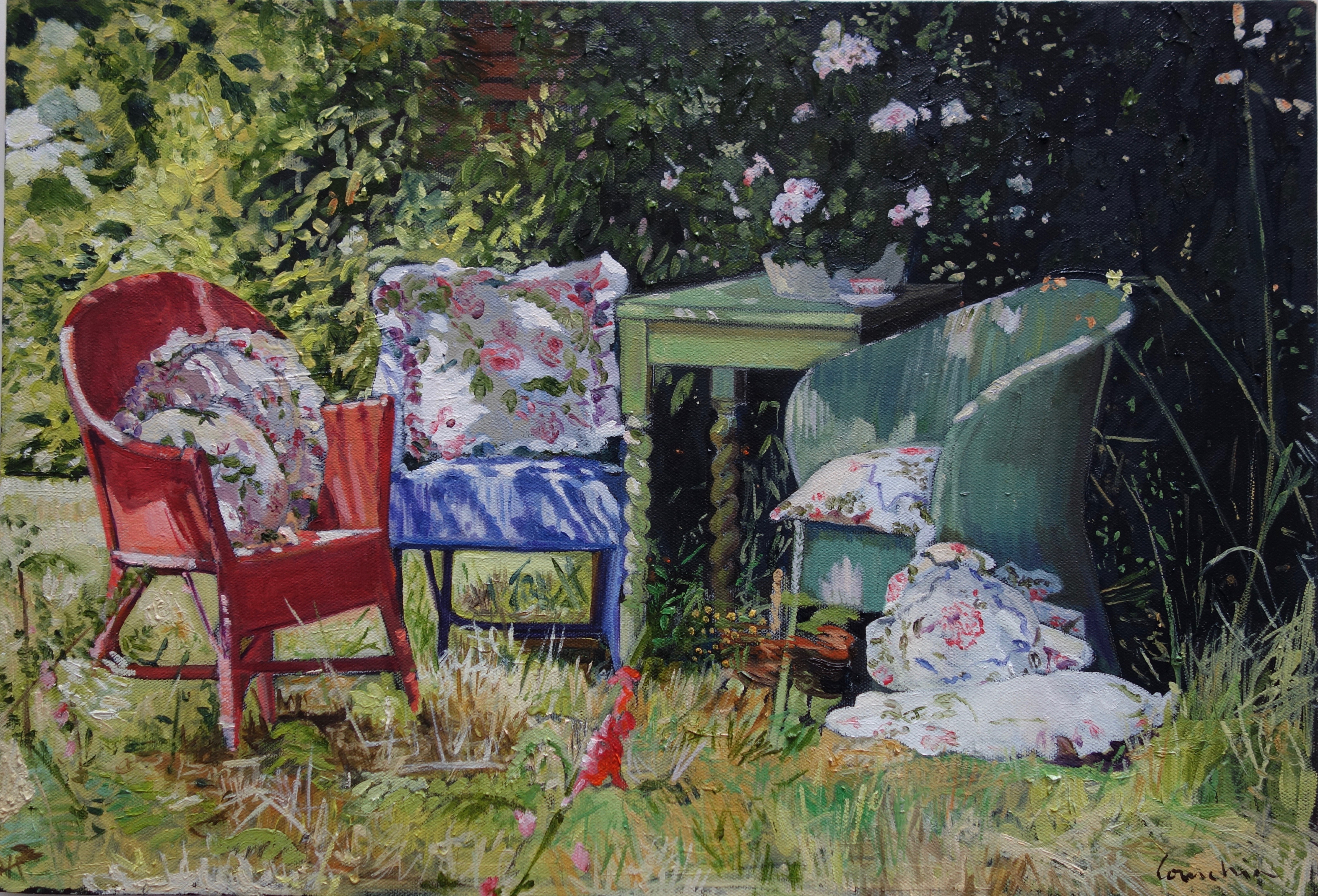 Les trois fauteuils