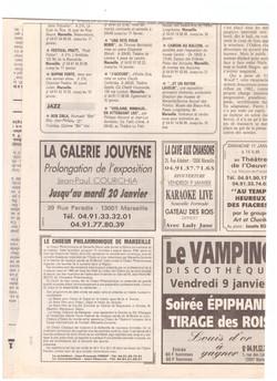 1998 JANVIER EXPO JOUVENE