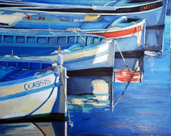 BARQUES A CASSIS