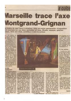 1992 AXE MONTGRAND GRIGNA