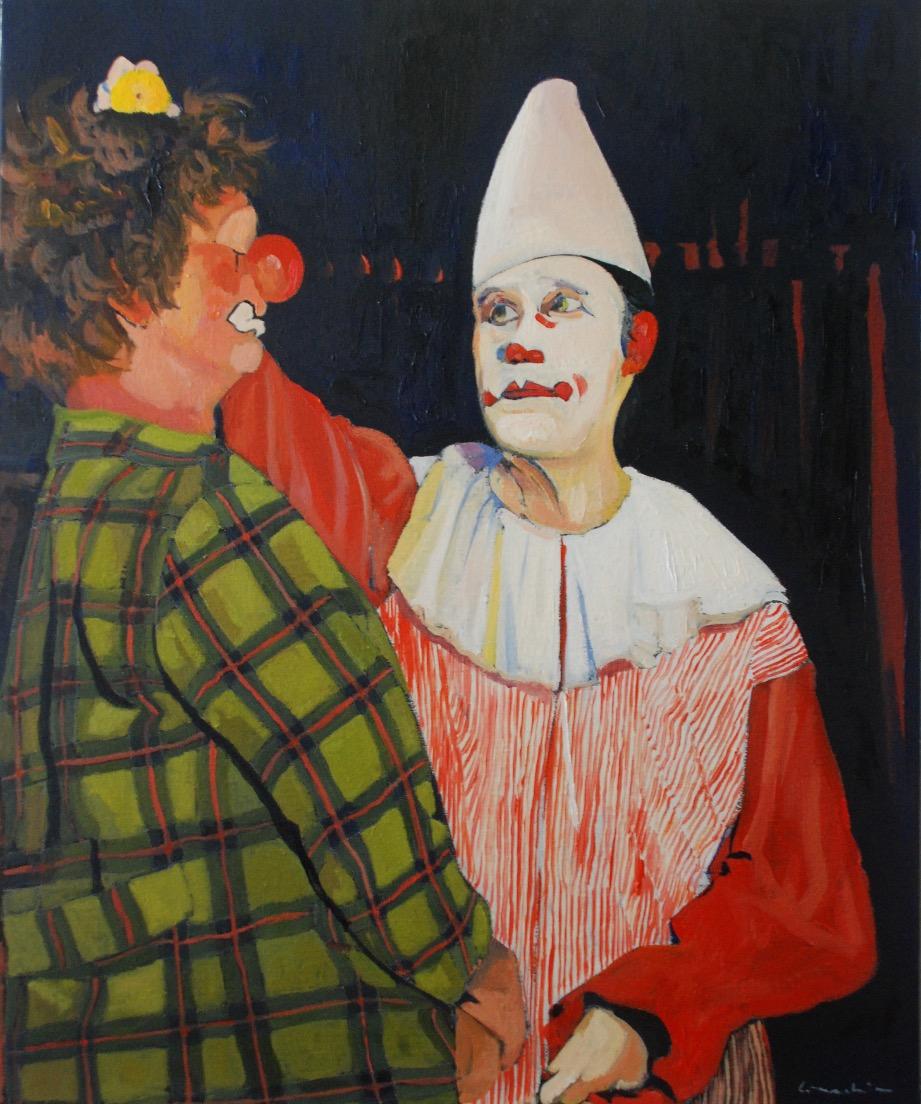 Clowns à la pomme