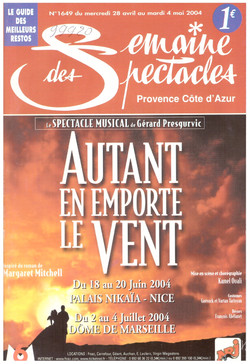 2004 MENTON SEMAINE DES SPECTACLES