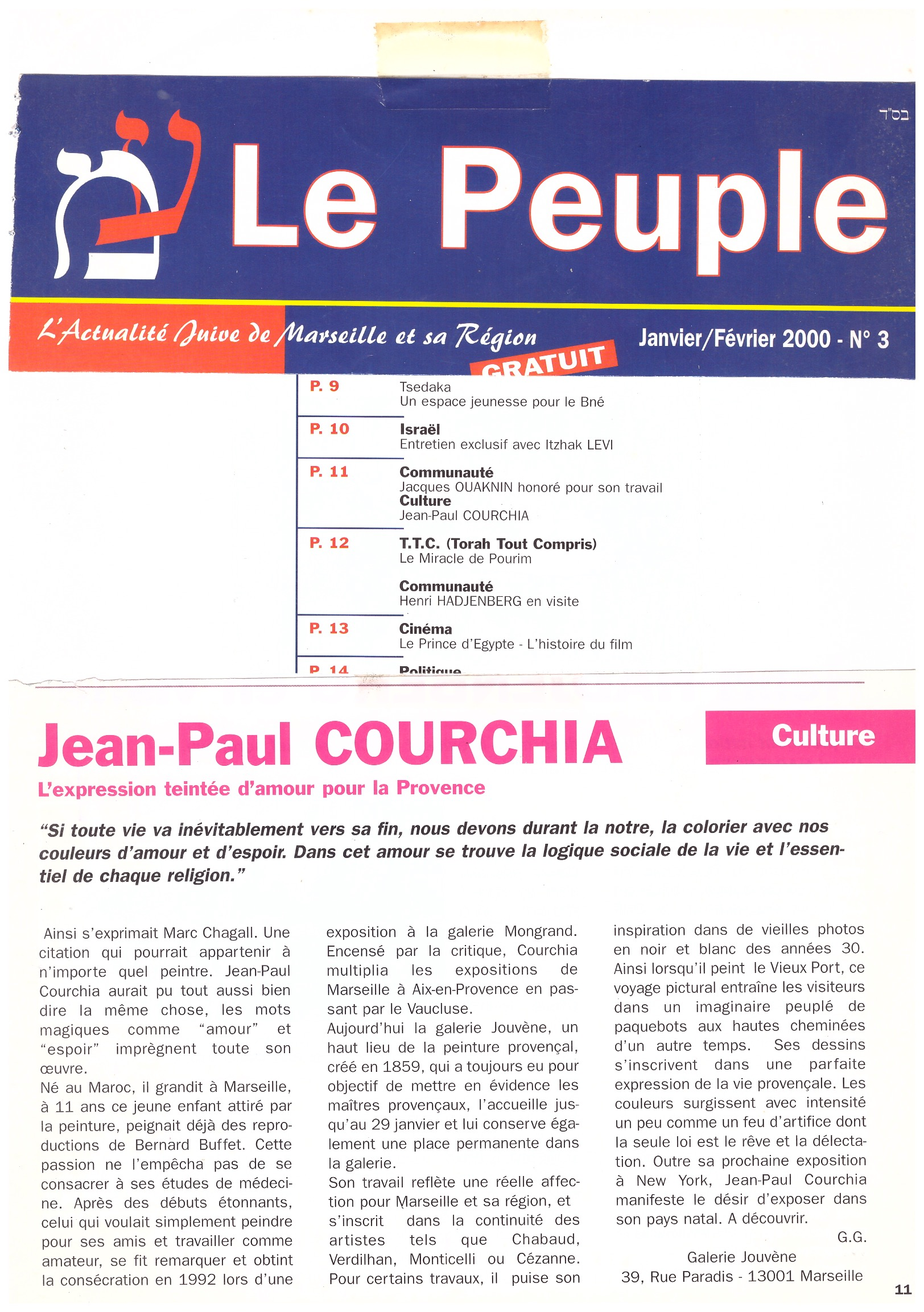2000 LE PEUPLE