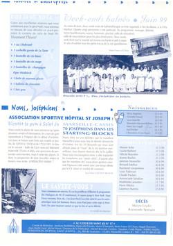 1999 AU COEUR DE ST JO
