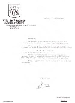 1993 PEGOMAS
