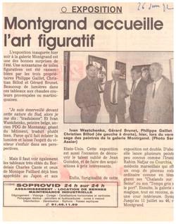 1992 le provencal Marseille acceuile l'art figuratif