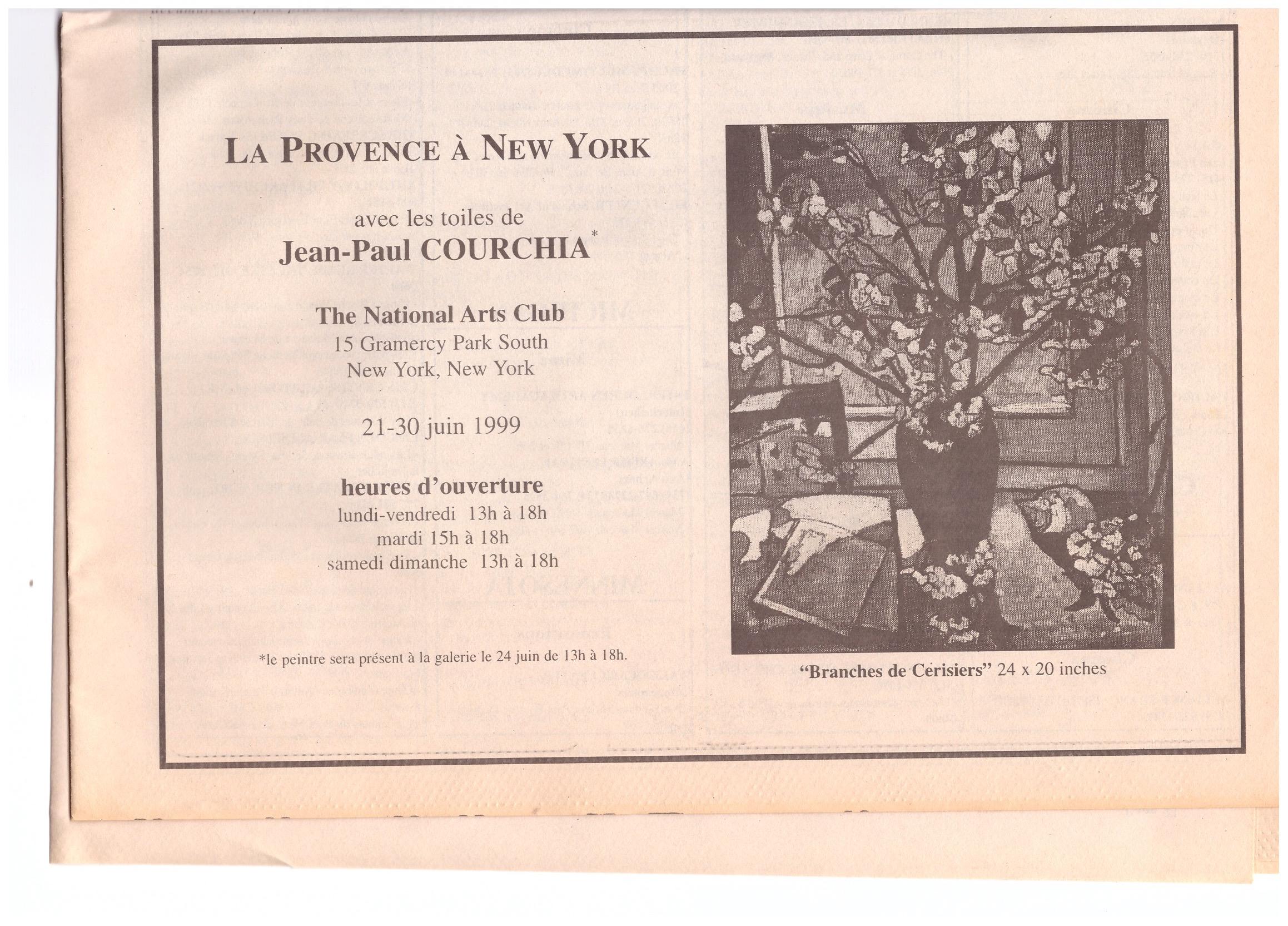 1999 FRANCE AMERIQUE (FIGARO)