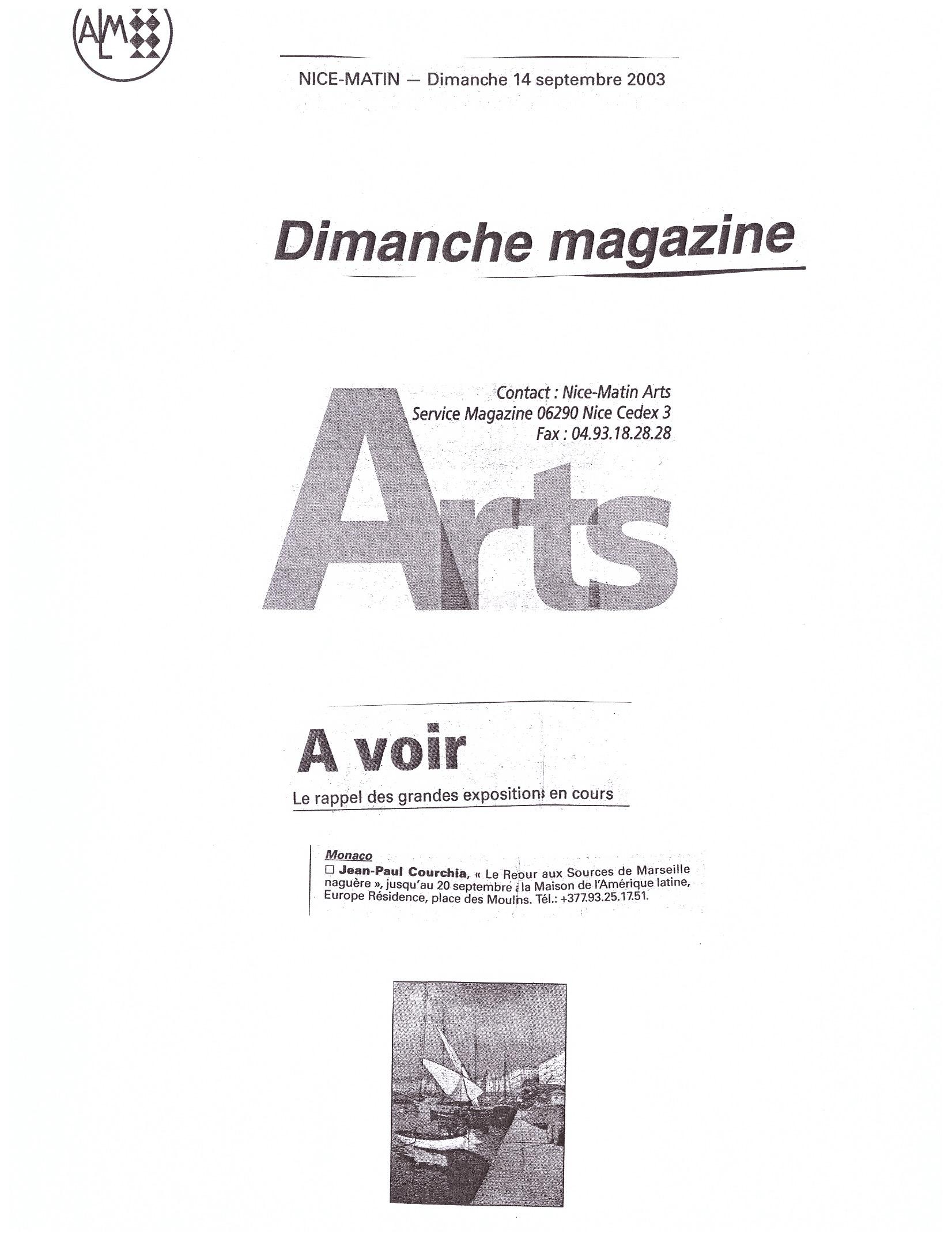 2003 MONACO P 23