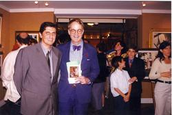 With Aldon James NAC NY