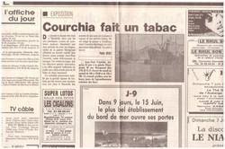 1992 COURCHIA FAIT UN TABAC LE PROVENCAL