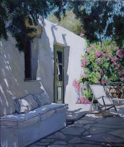 La_terrasse_à_l'ombre_(20_x_24_inches)