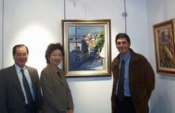 Mr & Ms Shinomiya Consul Japon