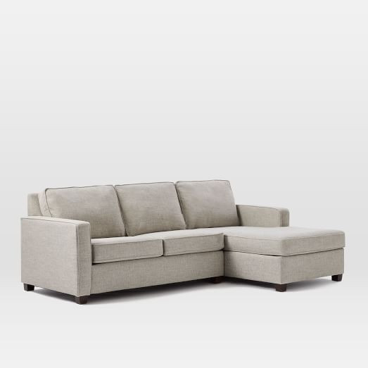 Henry Sleeper Sectional Sofa- West Elm