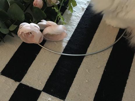 """Hello Spring"" Mod Wreath DIY"