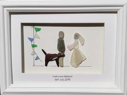 Bride, Groom & Pet