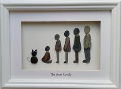 steer family portrait