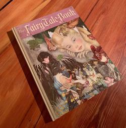 Final repair of a Fairy Tale book